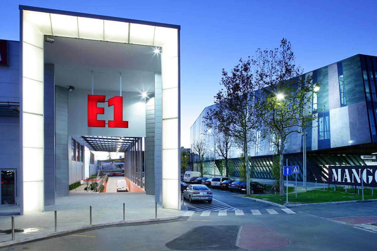 Emporium - vhod E1