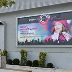 Veliki zunanji plakat / Billboard