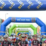 Maraton Franja BTC CIty - mednarodni kolesarski maraton / International cycling event