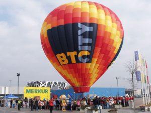 Balon BTC City / Ballon BTC City