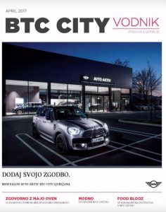 BTC City Vodnik - april 2017