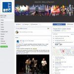 Facebook BTC City