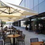 Restavracija diVino - terasa