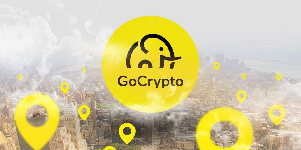 GoCrypto je prisoten na več kot 1000 lokacijah / GoCrypto is available at more than 1000 locations